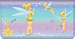 Tinker Bell Magic! Checkbook Cover