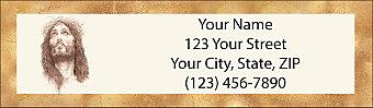 Trust in the Lord Return Address Label