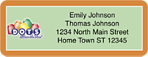 Tootsie Roll(R) Address Labels