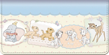 Disney Magical Beginnings Checkbook Cover