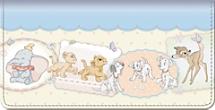Disney Magical Beginnings Checkbook Cover