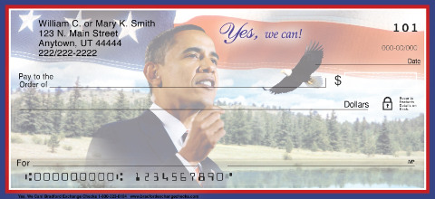 Yes, We Can! Personal Checks