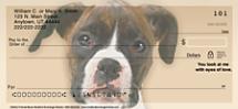 Faithful Friends - Boxer Personal Checks