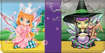 Wickedly Oz Checkbook Cover
