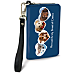 Rescued is My Breed of Choice Small Wristlet Purse