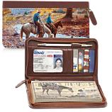 Cowboy Round Up Wallet