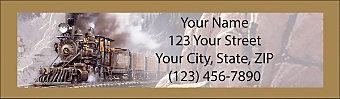 Blaylock Express Return Address Label