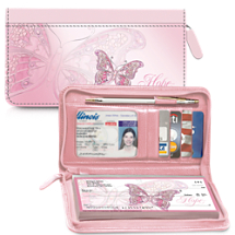 On The Wings of Hope Wallet