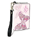 On the Wings of Hope Small Wristlet Purse