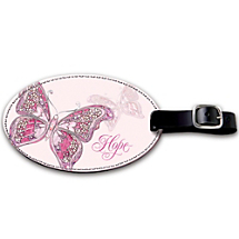 Support the Fight to Find a Cure for Breast Cancer Even While Traveling with this Stylish Accessory
