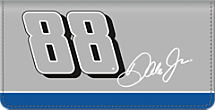 Dale Jr. Checkbook Cover