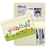 Grandkids Rule! Small Card Wallet