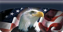 Spirit of America Checkbook Cover