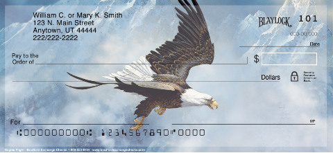 Eagle's Flight Personal Checks
