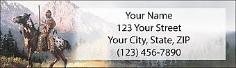 Deliverance Return Address Label