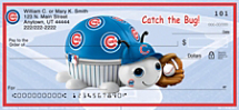 (R)MLB(R) Chicago Cubs(R) - Catch the Bug! Personal Checks