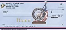 USMC Personal Checks