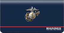 USMC Checkbook Cover