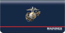 USMC Checkbook Cover