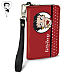 Betty Boop Kiss Small Wristlet Purse