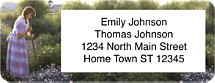 Country Seasons - Return Address Labels