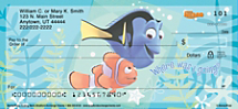 Finding Nemo Personal Checks