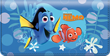 Finding Nemo - Checkbook Cover
