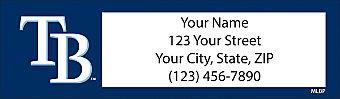 Tampa Bay Rays™ MLB® Return Address Label