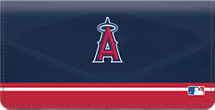 LA Angels MLB Baseball Checkbook Covers