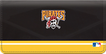 Pittsburgh Pirates MLB Baseball Checkbook Cover