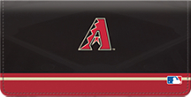 Arizona Diamondbacks MLB Baseball Checkbook Cover