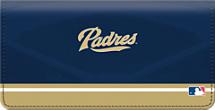 San Diego Padres MLB Baseball Checkbook Cover
