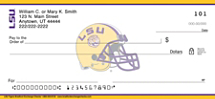 Louisiana State University Tigers Checks