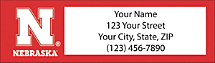 University of Nebraska Return Address Label