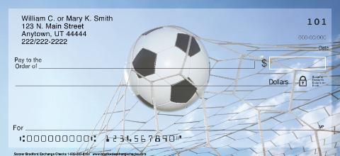 Soccer Personal Checks