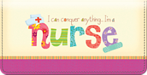 Nurses Rule Checkbook Cover