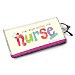 Nurses Rule! Eyeglass Case