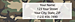 Camouflage Return Address Label