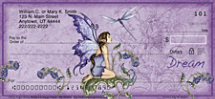 Fairy Inspirations personal checks by Amy Brown