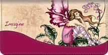 Fairy Inspirations Checkbook Cover