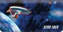 Star Trek Checkbook Cover