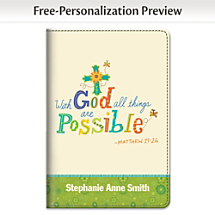 Celebrate Life's Blessings While Jotting Down Thoughts in this Uplifting Notebook
