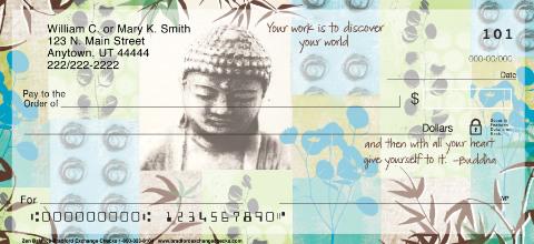 Zen Balance Personal Checks