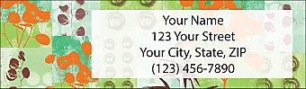 Zen Balance Return Address Label