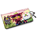 Comical Cats Eyeglass Case