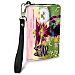 Comical Cats Small Wristlet Purse