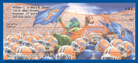 Gator Spirit Personal Checks