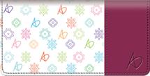 Alfred Durante Designer Checkbook Cover