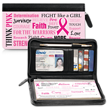 Hope for a Cure Wallet