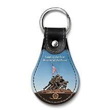 Let Freedom (Key)Ring When You Carry this All-American Accessory